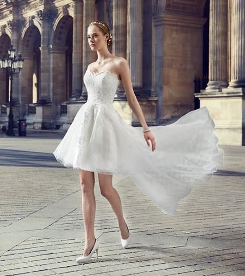 Beautiful Wedding Dresses For A Registry Office Marriage
