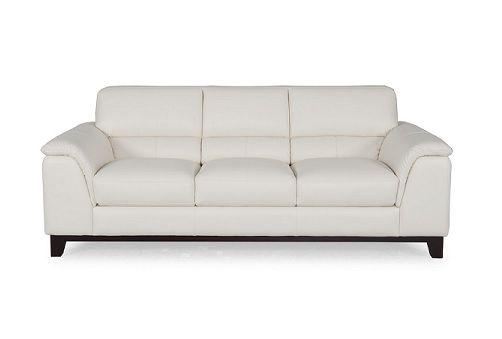 Leather sofa sku ld2298400 the upper room home for Sofa world ottawa