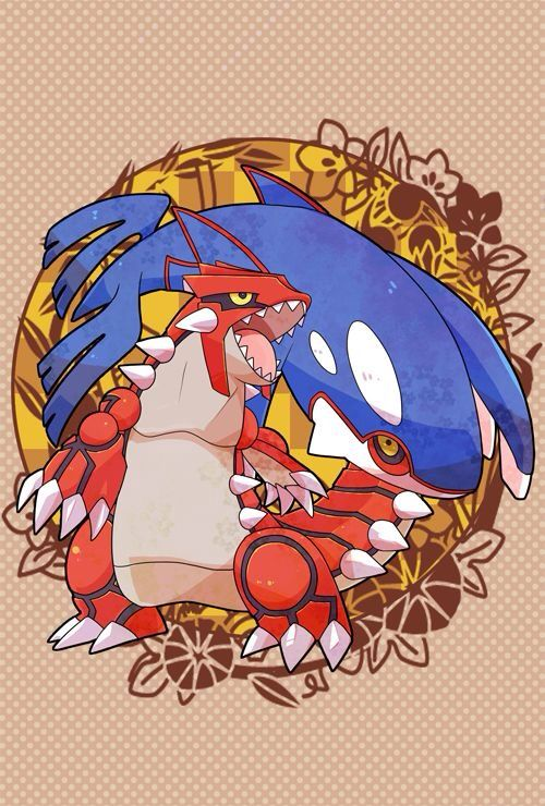 legendary pokemon groudon - photo #29