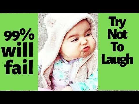Try Not To Laugh Impossible Challenge 99 9 Will Make You Die Laughing Funny Kid Youtube Try Not To Laugh Funny Kid Fails Vines Funny Videos