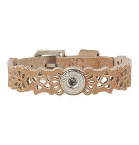 NOOSA Armband Charming, Leder