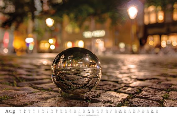 Kalender Jena 2015 - UrbanDreams - MARKT