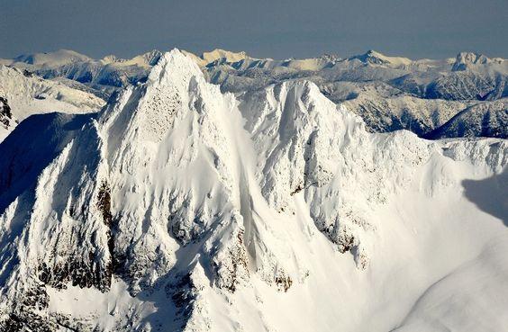 Mount Degenhardt, South Pickets, North Cascade National Park, Washington by Long Bach  Nguyen, via 500px