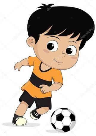 Resultado De Imagem Para Dibujos Futbol Ninos Cute Animal Drawings Kawaii Cartoon Cute Cartoon