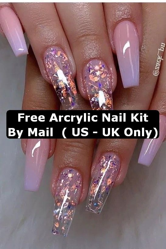 7 How To Get Acrylic Nail Kit In 2020 Acrylic Nails Coffin Short Acrylic Nail Kit Square Acrylic Nails