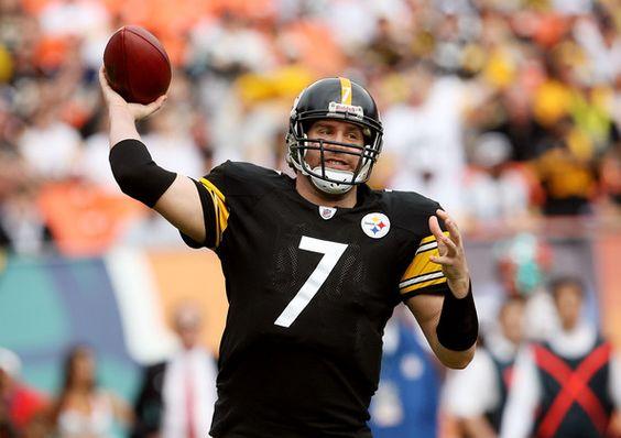 Roethlisberger, Steelers Vie to End Week 1 Woes Against Redskins