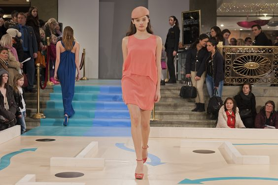 NK Stockholm SS13 fashion show