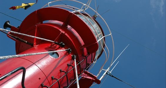The lightship Finngrundet. Photo: Anneli Karlsson, The National Maritime Museums in Sweden.