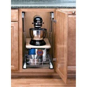 Mixer Kitchen Aid Mixer And Storage On Pinterest