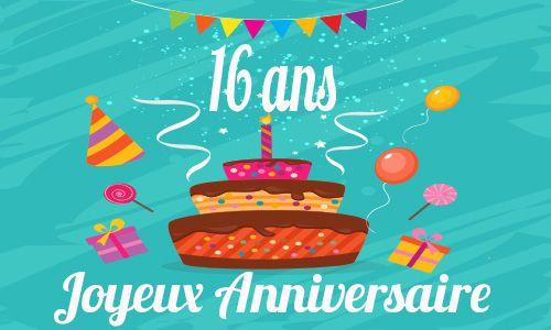 carte anniversaire 16 ans Carte anniversaire 16 ans (avec images) | Carte anniversaire