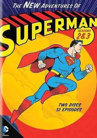 New Adventures Of Superman: Ssn 2 & 3