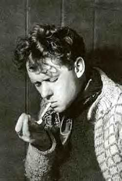 """""""...Time held me green and dying Though I sang in my chains like the sea.""""  ― Dylan Thomas, Fern Hill"""