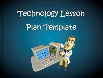 cool Lesson Plan Template - Technology | Viral Contents ...
