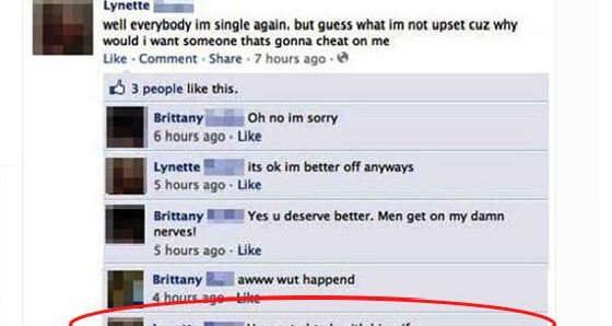 Top 20 Most Hilarious Facebook Posts You\'ll Ever See!