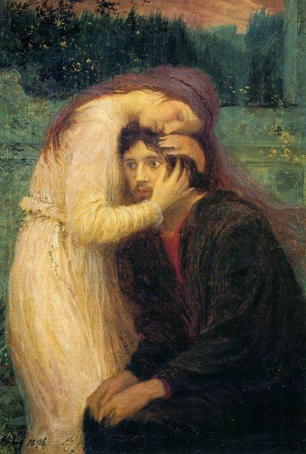 Le Prince Lointain: Max Švabinský (1873-1962), Les Âmes Jointes - 1896...