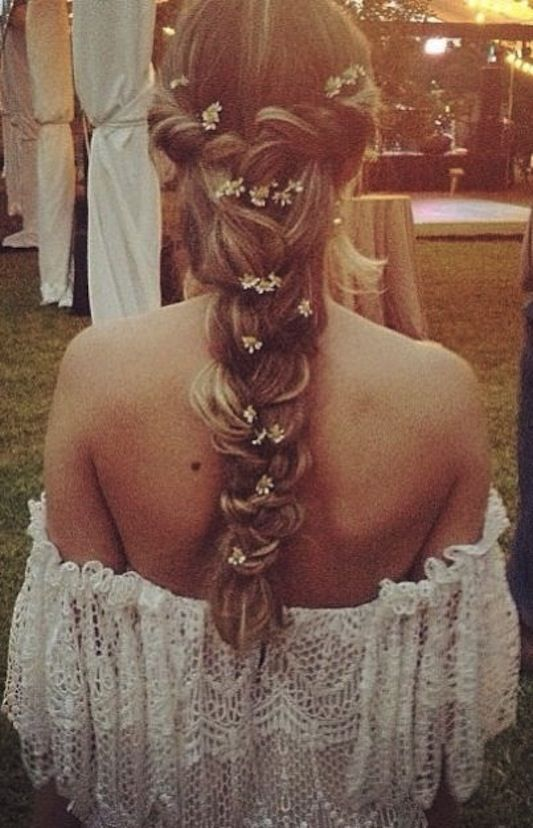 This reminded me of you. Although I think fairytale waves interwoven with flowers would be presh