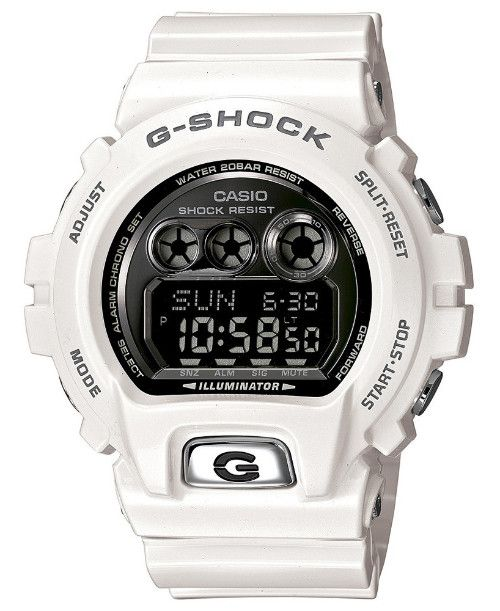 G-Shock GDX6900FB-7 Watch - White