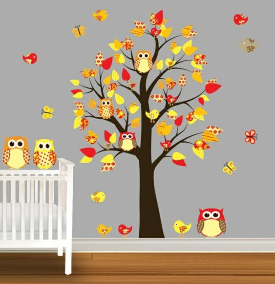 Inspirational The best Wandsticker baum ideas on Pinterest Wandtattoo baum kinderzimmer Baum wandtattoo and Wandsticker babyzimmer