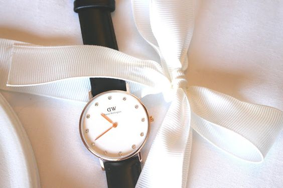 Daniel Wellington Watch <3 #DW #DanielWellington #Watch #Watches