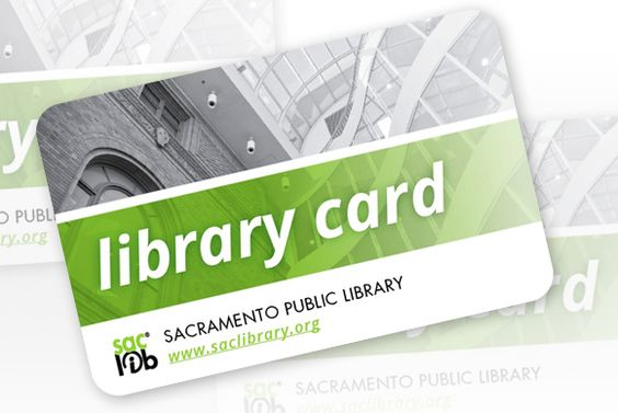 New Orleans Public Library Card Includes A KeyRing Card To Keep