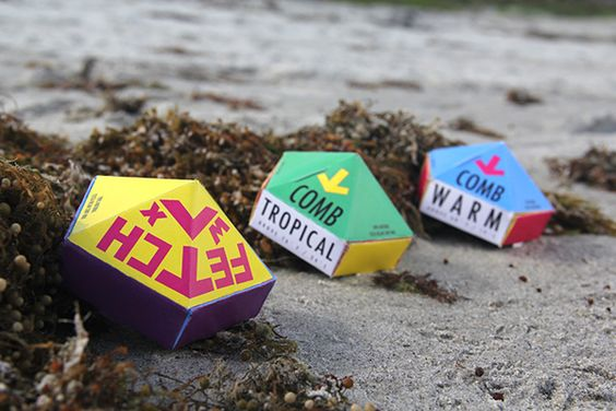Fetch Surf Wax Packaging on Behance