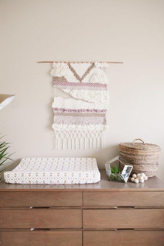 tapiz lana para habitaciones infantiles