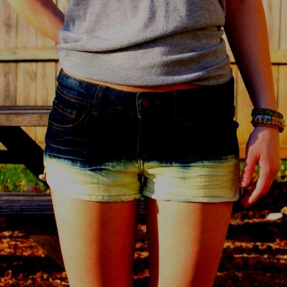 Summer shorts Part II - with maybe MFT logo on pocket