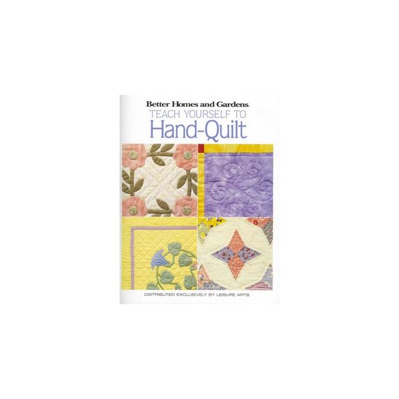 Teach Yourself to Hand-Quilt (Paperback)