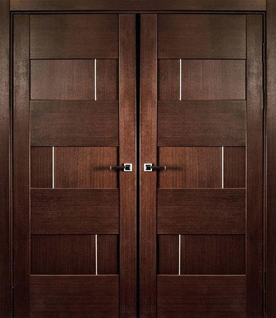 Modern Door Design Modern Internal Double Doors Google Search Modern Door Designs Sri Lanka Double Door Design Doors Interior Modern Door Design Modern