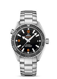 OMEGA Watches: Seamaster Planet Ocean 600 M Omega Co-Axial 42 mm - Steel on steel - 232.30.42.21.01.003