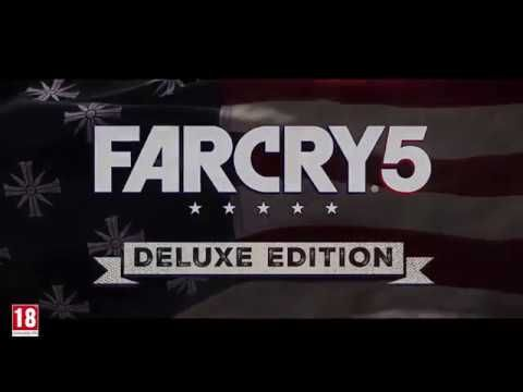 Ps4 Far Cry 5 Deluxe Edition Trailer 2018 New Video Games