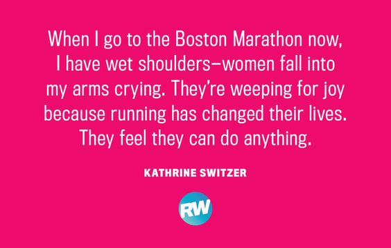 9 Boston Marathon Motivational Quotes http://www.runnersworld.com/motivational-quotes/9-boston-marathon-motivational-quotes/slide/3