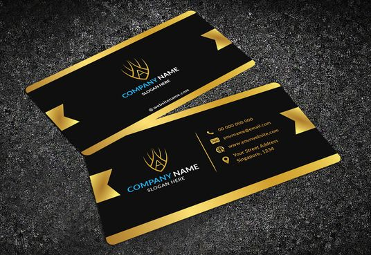 Idmansourhicham I Will Create A Custom Business Card Design And Stationery For 10 On Fiverr Com Business Card Design Printing Business Cards Business Card Template Design
