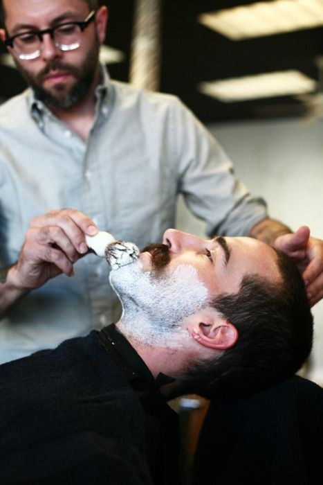 barbers barber shop and old fashion barber shop on pinterest. Black Bedroom Furniture Sets. Home Design Ideas