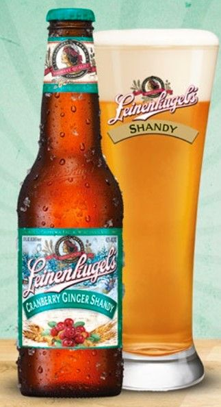 how to make a shandy with ginger ale