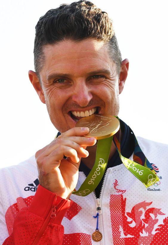 Justin Rose - Rio 2016 Olympics Gold Medalist