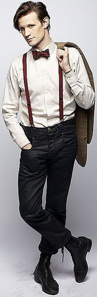 Matt Smith doctor who outfit