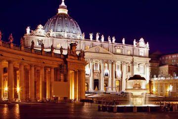 Excursão noturna às sextas pelos museus do Vaticano, incluindo a Capela Sistina