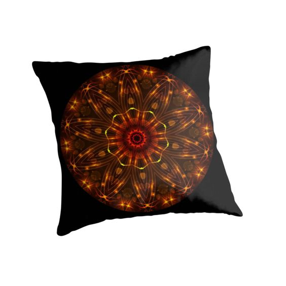Golden Brown Kaleidoscope by fantasytripp