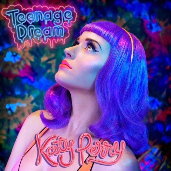 Katy Perry – Teenage Dream (single cover art)