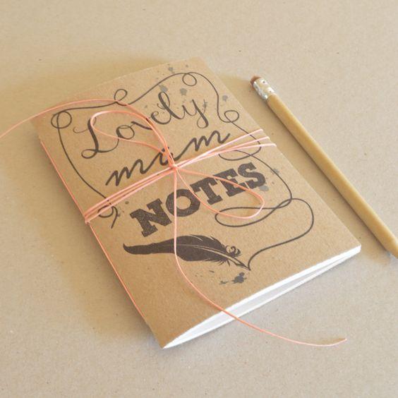 Hand bound Notebooks
