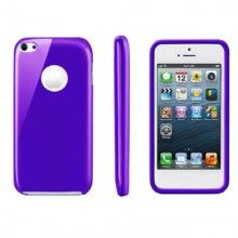 Muvit TPU Hülle iPhone 5C - Violet  9,99 €