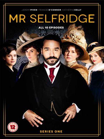 Mr. Selfridge – Saison 1