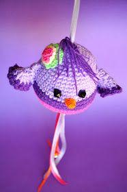 Chica outlet: Todo violeta