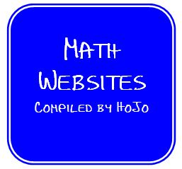 list of FREE math websites for all grade levels