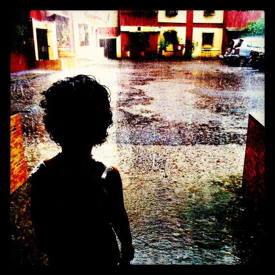 Colorful monsoon...