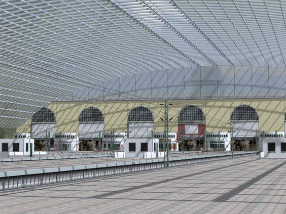 """Hbf Stuttgart """"K21"""" - 2"""