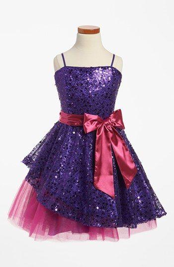 Un Deux Trois Sequin Dress (Big Girls) available at Nordstrom ...