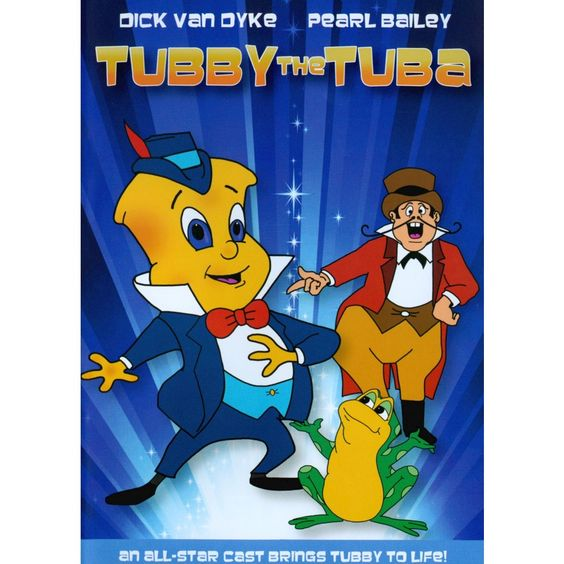 Tubby the Tuba (dvd_video):