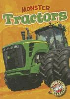 Developed by literacy experts for students in kindergarten through grade three, this book introduces tractors to young readers through leveled text and related photos